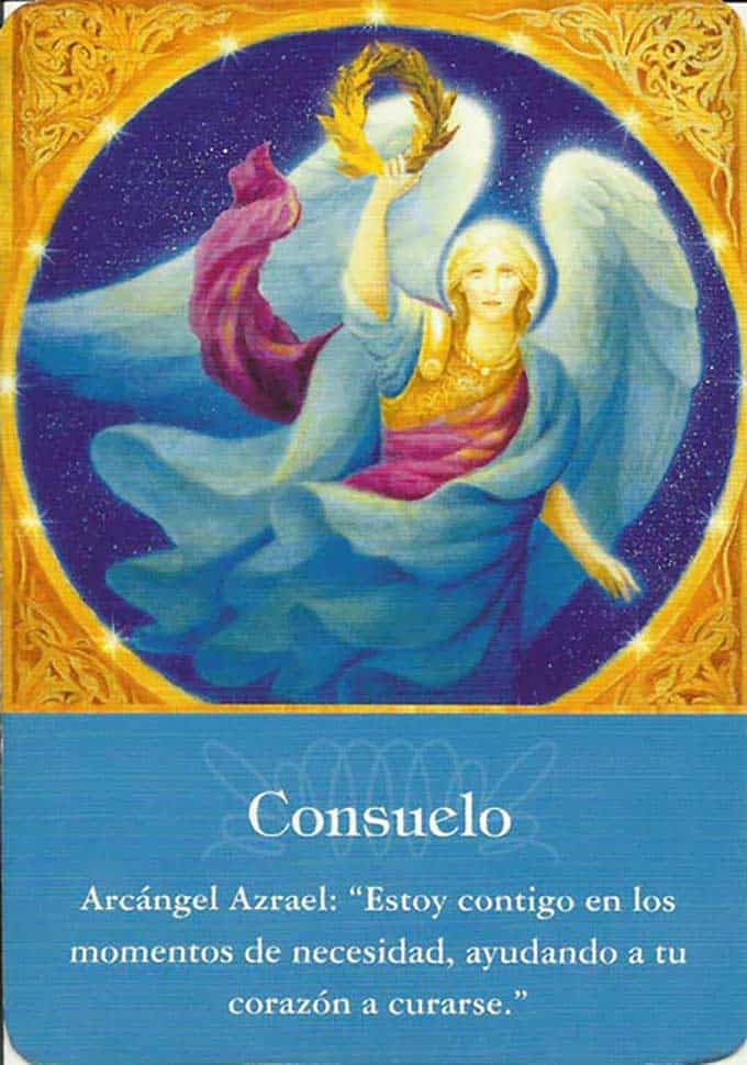 Consuelo, Arcángel Azrael