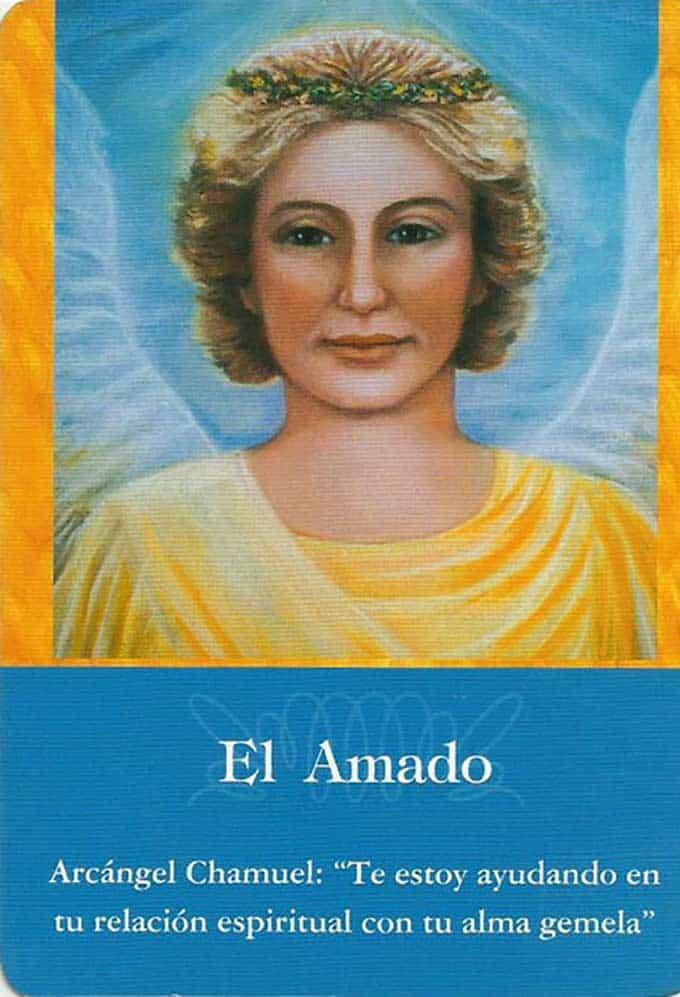 El amado arcángel Chamuel