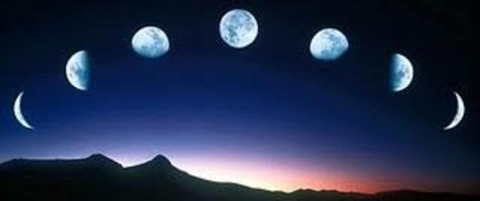 ciclos de la luna vacía de curso o fuera de curso