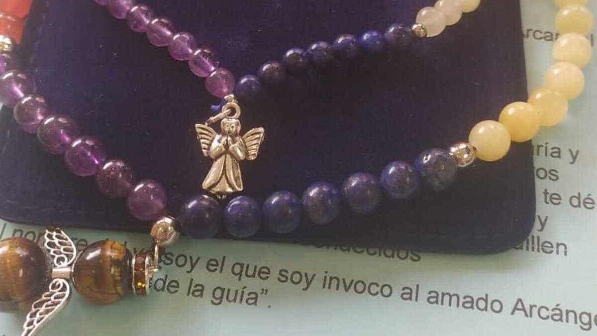 Hepario de los siete arcángeles rosario