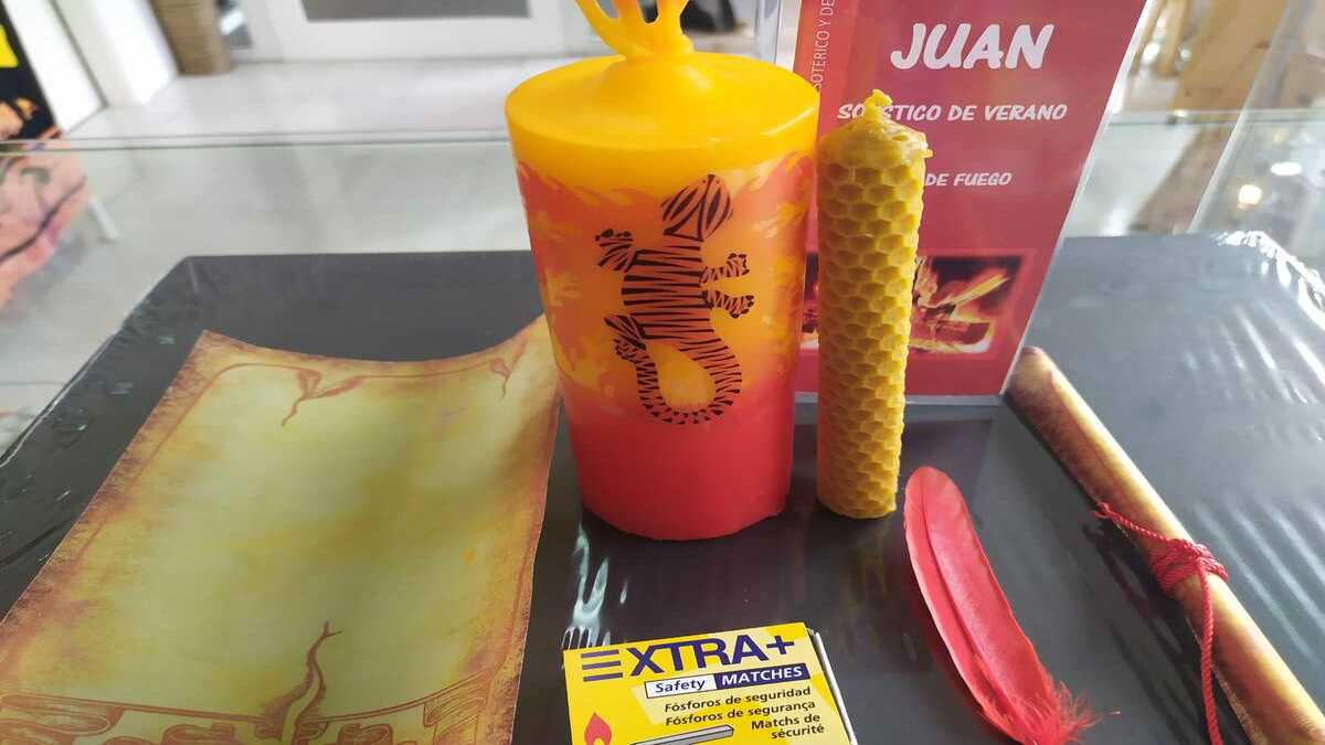 Ritual del solsticio de verano San Juan